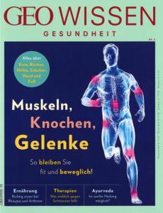 GEO Wissen Gesundheut Operateuer Dr. Konrad Scheuerer